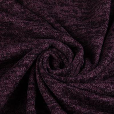 Трикотаж Ангора (тёмно сиреневая) VT-596