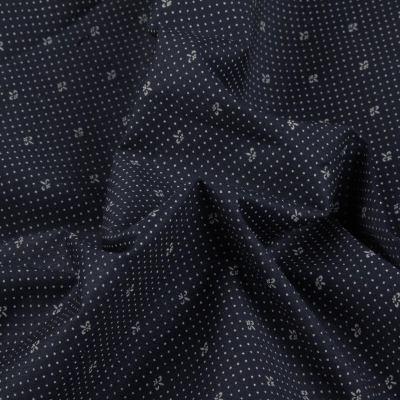 Рубашечная (сорочечная) ткань стрейч Коттон FT-18060-D1