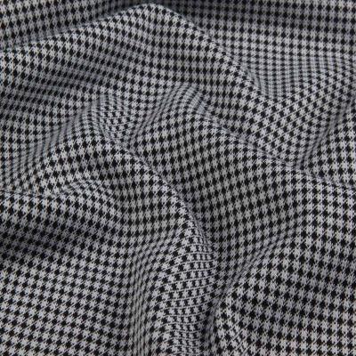 Костюмная(брючная) стрейчевая ткань XT-1737-С2 (мелкая)