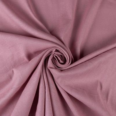 Лён стрейч (розовый) VT-832