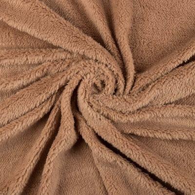 Подкладочная ткань (мех, капучино) VT-838