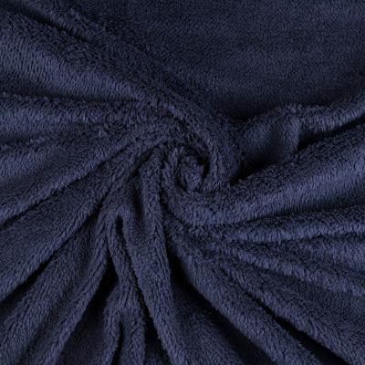 Подкладочная ткань (мех, темно-синий) VT-840