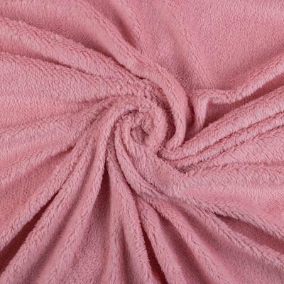 Подкладочная ткань (мех, светло-розовый) VT-843
