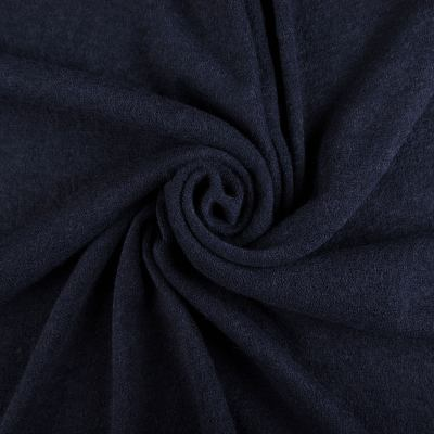 Трикотаж Ангора Арктика (темно-синяя) VT-900