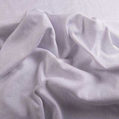 Рибана эластик (манжетная резинка) белая VT-924