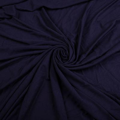 Трикотаж Вискоза (темно-синий) VT-1023