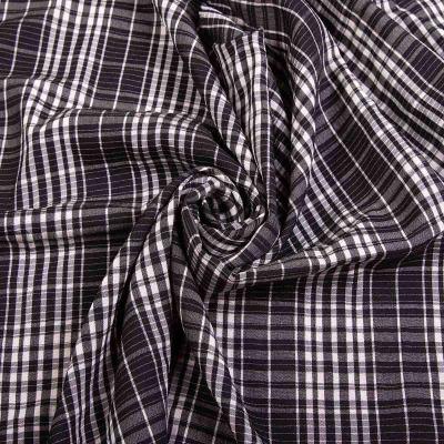Рубашечная (сорочечная) ткань коттон (принт) MLN-0819-3