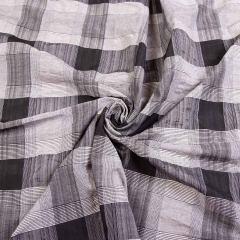Рубашечная (сорочечная) ткань коттон (принт) MLN-0819-4