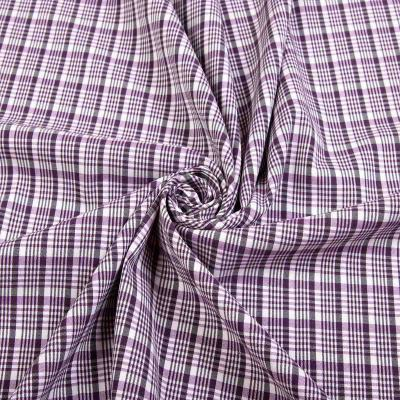 Рубашечная (сорочечная) ткань коттон (принт) MLN-0819-5