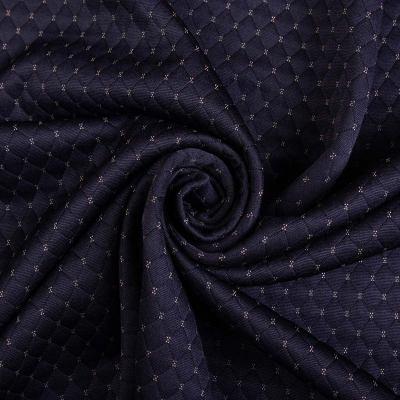 Трикотаж стрейч Зара (темно синий) VT-583 С1