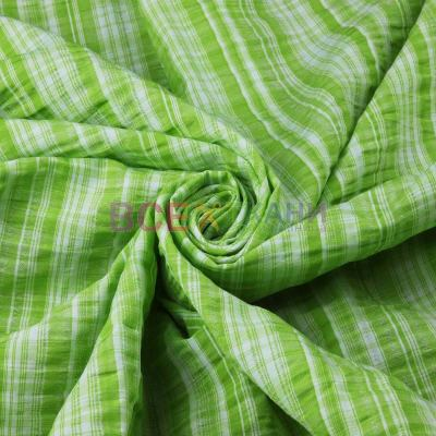 Жатка рубашечная (полоска салатовая) VT-423
