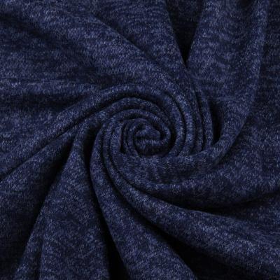 Трикотаж Ангора софт ( синяя) VT-501
