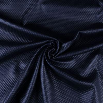 Искусственная кожа cтрейч (чёрная) VT-836