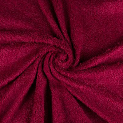 Подкладочная ткань (мех, марсала) VT-841
