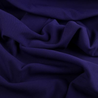 Рибана эластик (манжетная резинка) синяя VT-928