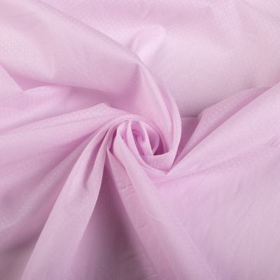Рубашечная ткань коттон (лаванда горох) VT-1002