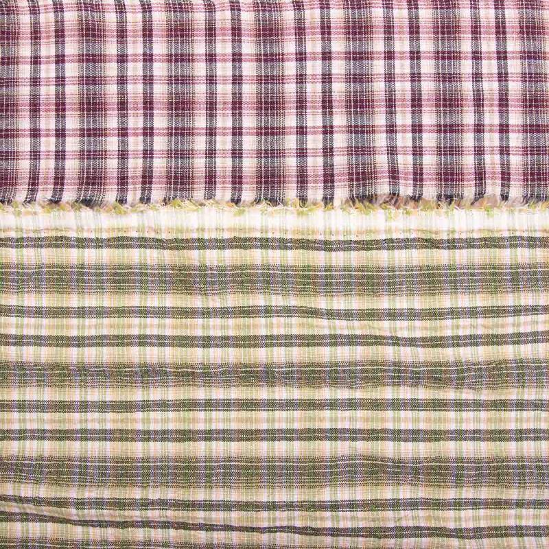 Рубашечная (сорочечная) ткань коттон (принт) MLN-0819-6-C1-C2