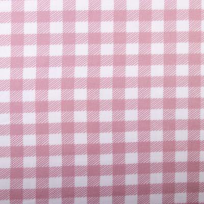 Флис POLAR (розовая шахматная доска) VT-1111