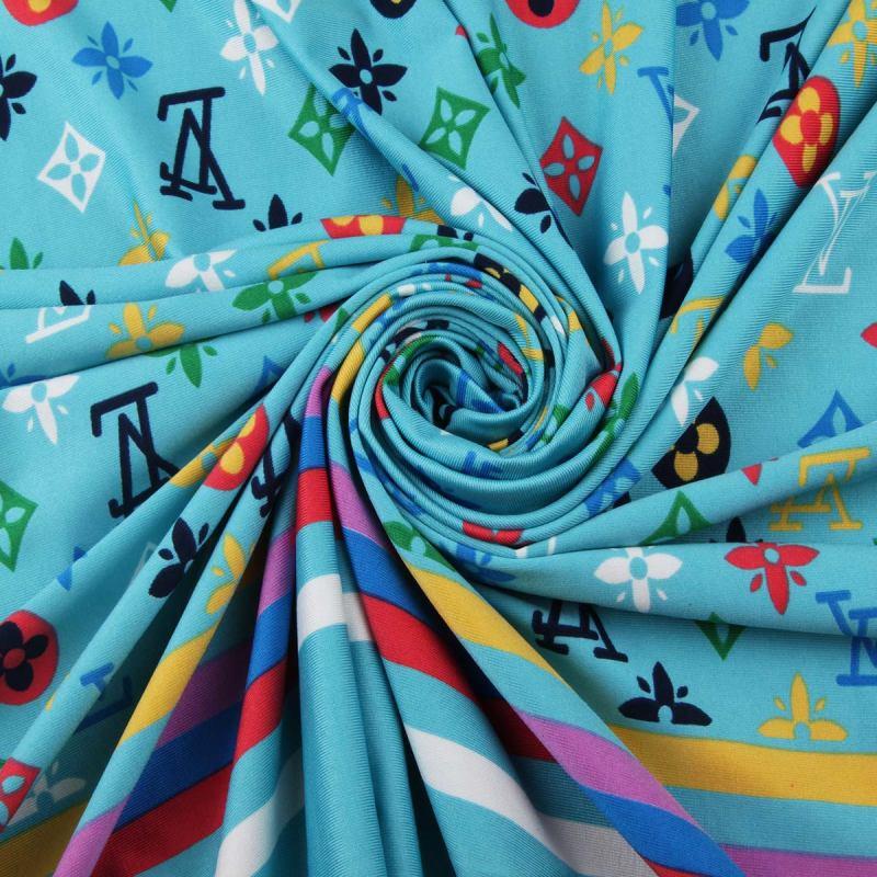 Ткань louis vuitton купить в шерстяная ткань где купить