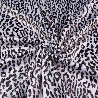 Мех Вельбо (леопард) напыление VT-1268