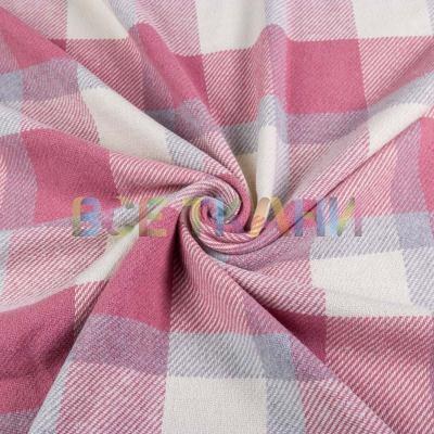 Пальтовая шерсть (розовая клетка) VT-1305