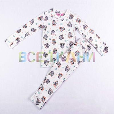 Пижама детская (совушки) VT-1333