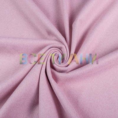 Пальтовая шерсть (розовая диагональ) VT-1320-C1