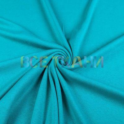 Трикотаж на меху (изумруд) VT-1330-С1