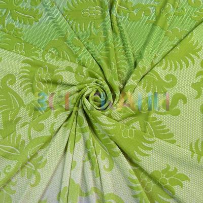 Масло принт 2х купон (зелёный) VT-1408-С1
