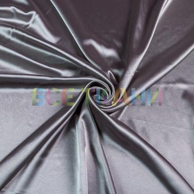 Атлас стрейч (бронзовый металлик) VT-1438