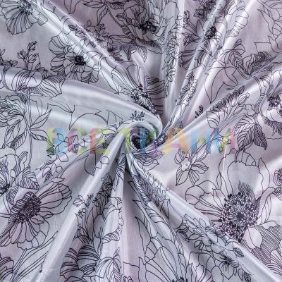 Подкладочная ткань принт (Alisa) VT-1449