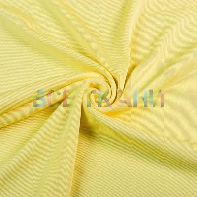 Рибана эластик (лимонная) VT-1505