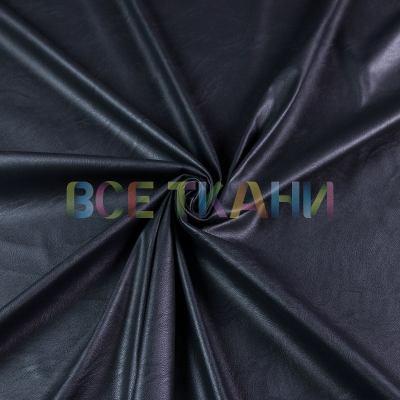 Искусственная кожа фактурная (чёрная) VT-1589
