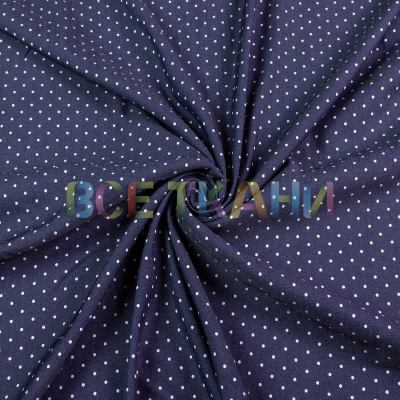 Рубашечная (сорочечная) ткань коттон (горох) VT-1627-С1
