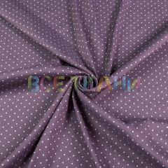 Рубашечная (сорочечная) ткань коттон (горох) VT-1627-С2
