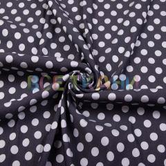 Рубашечная (сорочечная) ткань коттон (горох) VT-1039-C2