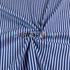 Рубашечная (сорочечная) ткань коттон (полоска узкая) VT-1630-С1