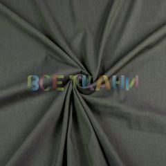 Рубашечная (сорочечная) ткань коттон (хаки) VT-1631-С3