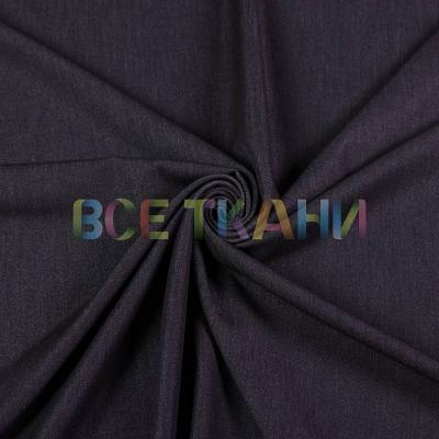 Джинс стрейч тонкий (чёрный) VT-1646