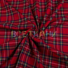 Тиар шотландка (красная) VT-1674