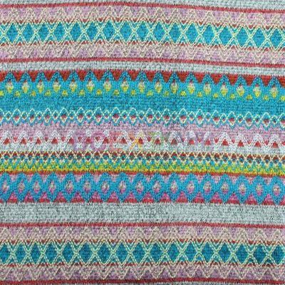 Вязанное трикотажное полотно на флисе Мексикано ZT-17084-C2