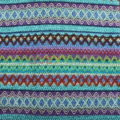 Вязанное трикотажное полотно на флисе Мексикано ZT-17084-C3