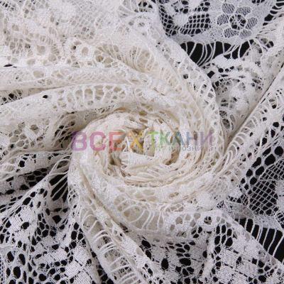 Гипюр реснички (белые) FT-16024-C4