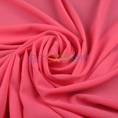 Розница Креп-шифон (розовый)
