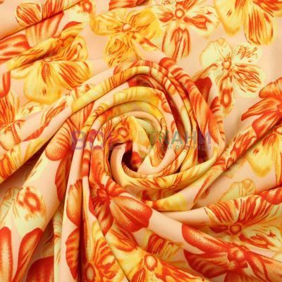 Мадонна (оранжевый цветок) VT-125-2